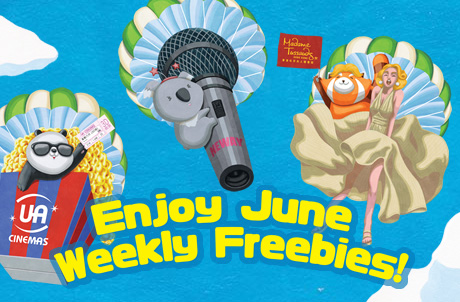 Enjoy June Weekly Freebies