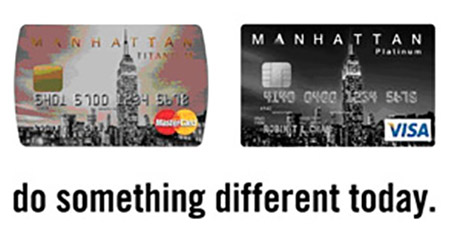 Credit Card Sponsor of Empire of the Dinosaurs: Manhattan Card – a division of
