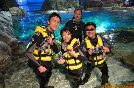 Photo 2 – Grand Aquarium Exploration