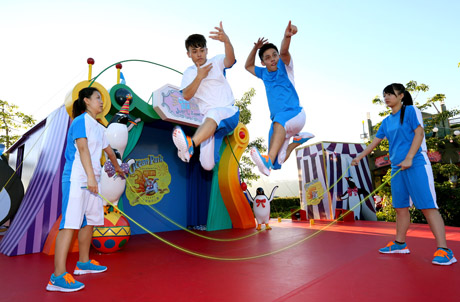 Photo 3 - Jump to the Xtreme at Waterfront Plaza