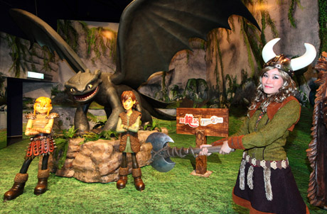 Photo 2 – How to Train Your Dragon Live