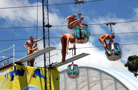 (3) Summer Stunt Spectacular