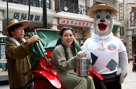 Photo: Whiskers offers classic tips for a greener life at Old Hong Kong