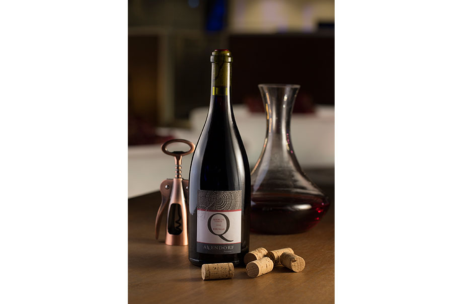 2009 Pinot Noir Trocken Quercus Superior - This powerful pinot noir is also VDP-classified.