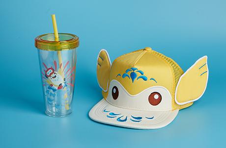 Animo 造型帽及水杯套裝
