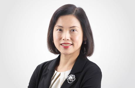 Mrs. Betty FUNG Ching Suk-yee, JP (Home Affairs Bureau)