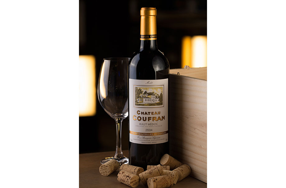 2004 Chateau Coufran - This mature Cru Bourgeois wine a 'must-try' for advanced drinkers. Ratings: RP87-89, WS87