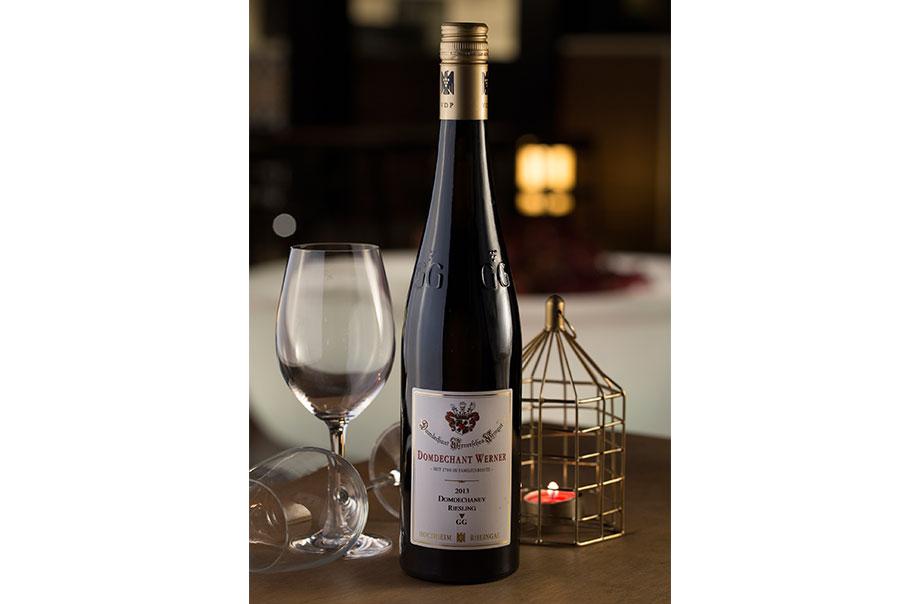 "2013 Riesling Trocken Domdechany ""GG"" - A typical German ""Großes Gewächs"" (Grand Cru) from the very best vineyards in Germany with top tier VDP German wine classification."