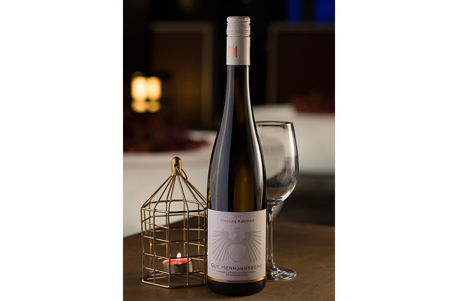 2015 Riesling Kabinett - This VDP-classified Riesling's freshness and fruitiness gained a high score in the Best of Riesling Competition 2016.