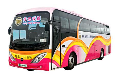 超值套票包括单程直达巴士、香港海洋公园门票及小食亭餐券