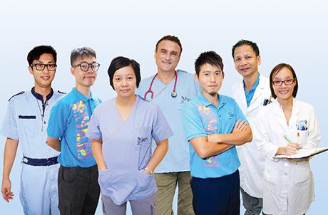 我們的護理團隊