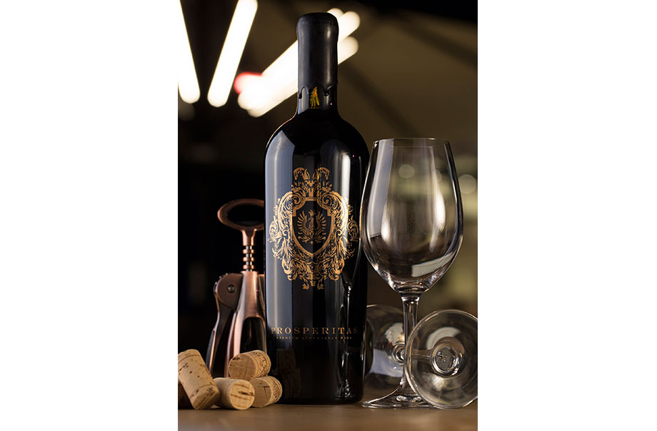 2012 Prosperitas Reserve Shiraz - Besides the rich flavours of ripe plum, blackberry and raspberry, this is also spicy from the infusion of perfumed cedar, vanilla and cinnamon notes of French oak. Great to drink with strong flavoured meat.