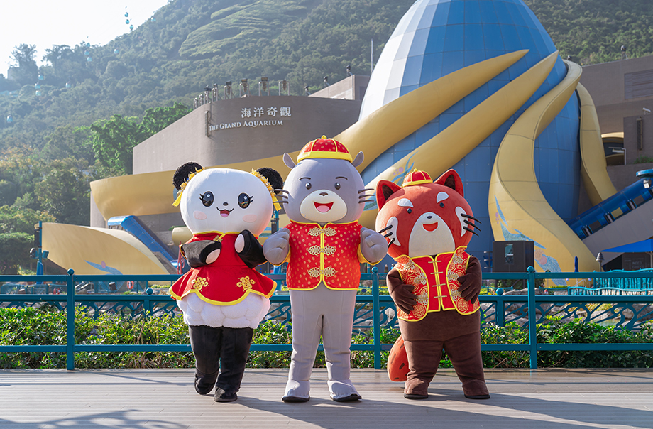 Whiskers & Friends Fortune Fantasy