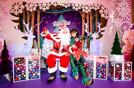 炫彩聖誕小屋