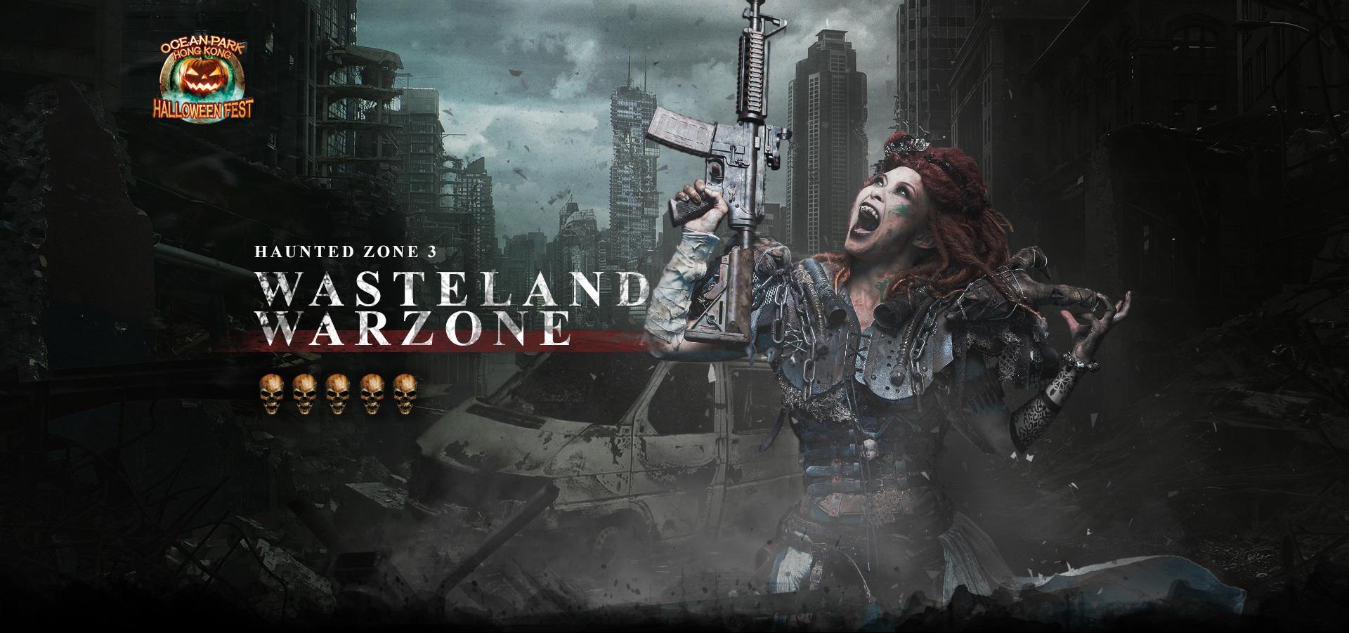 Wasteland Warzone
