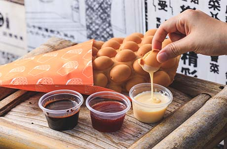 Admission Ticket Combo with Old Hong Kong Street Food Tasting Pass