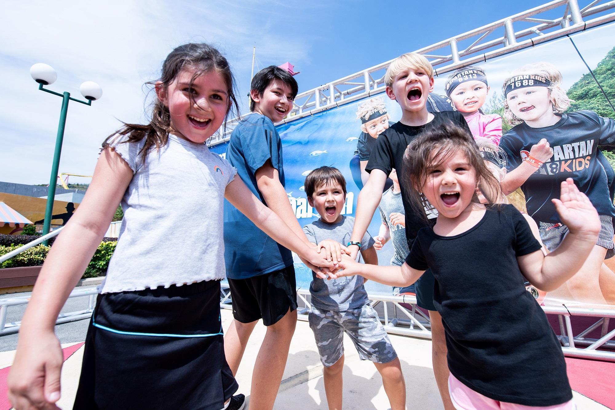 SmartFun Members: Exclusive Time Slots for Ocean Park x Spartan Fun Academy