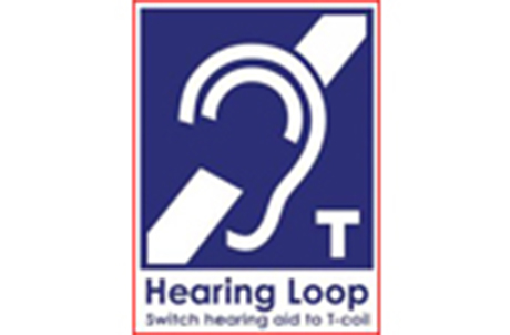 For guests with hearing disabilities