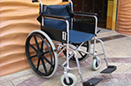 For guests with physical disabilities