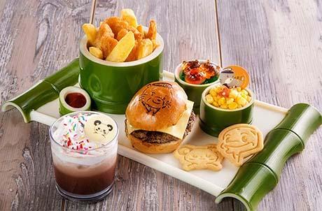 大熊猫餐厅推出全新特色儿童餐