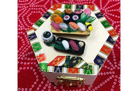 SmartFun Members Exclusive: Free Miniature Sushi-making Workshop