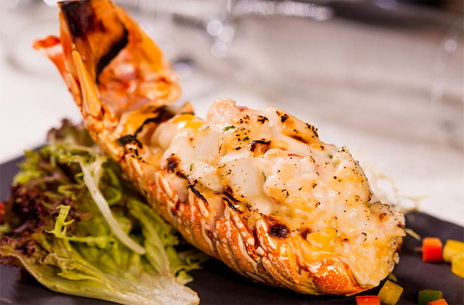 Lobster Thermido