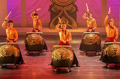 Divine Drums Celebration (Applause Pavilion)