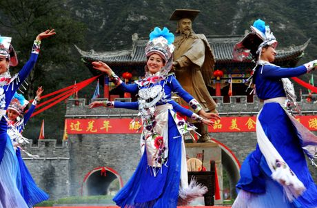Sichuan Cultural Show