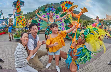 Summer Family Package Exclusively for Hong Kong Residents