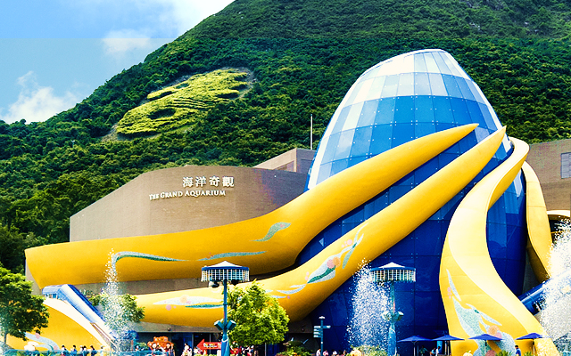 Hong kong ocean park speed dating